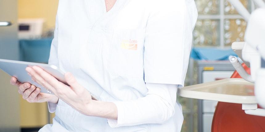 Studio Loro - dentista Biella - apnea notturna