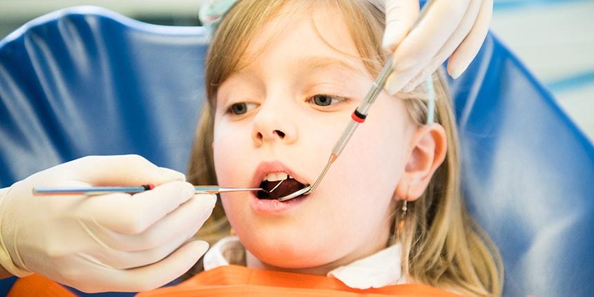 Studio Loro - dentista Biella - visita bambini