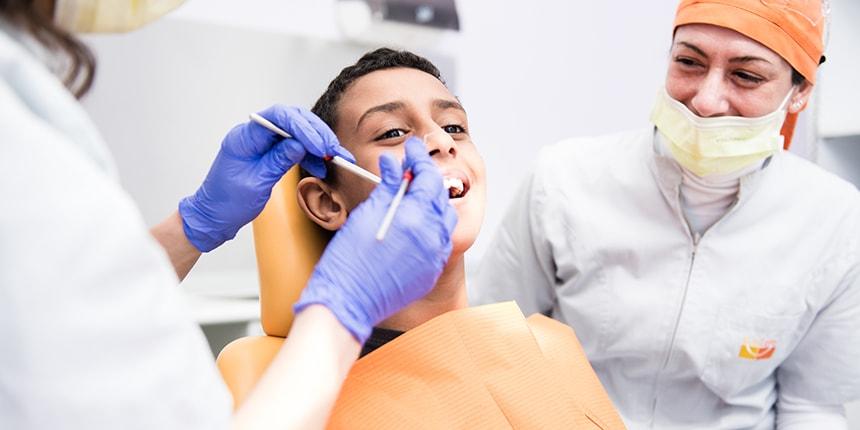 Studio Loro - dentista Biella - apparecchi ai denti
