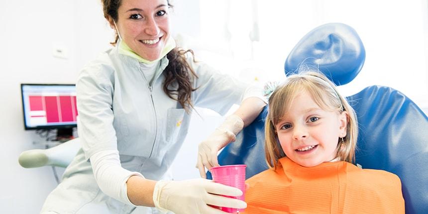 Studio Loro - dentista Biella - prevenzione bambini