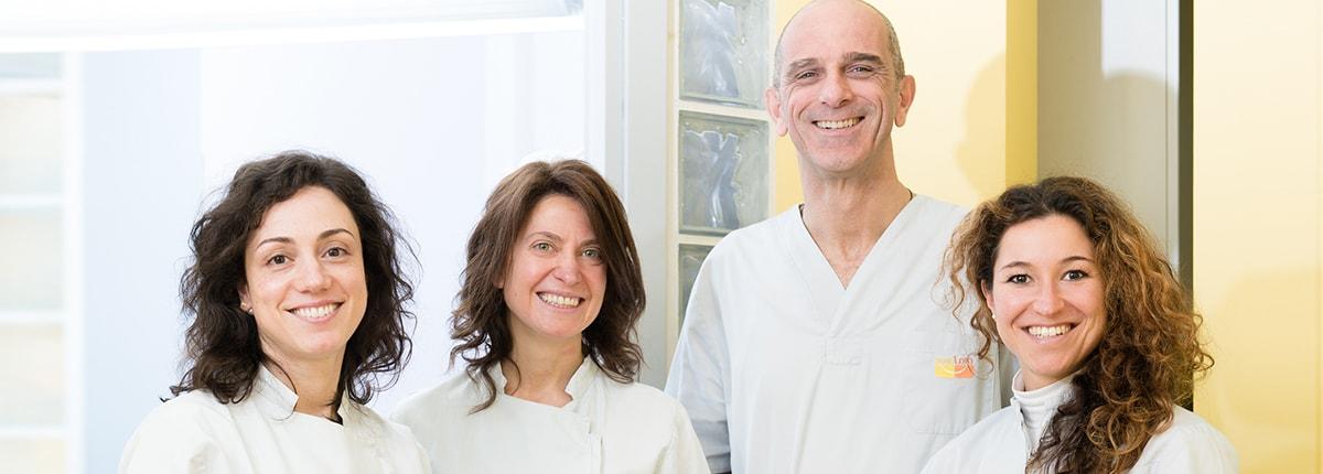 Studio Loro - dentista Biella - team dentisti